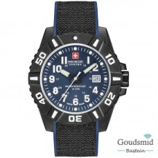 Swiss Military Hanowa Black Carbon 06.4309.17.003