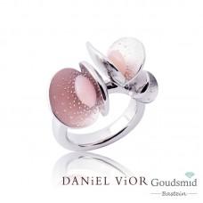 Daniel Vior Gynea Dipetala zilveren ring