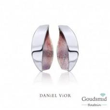 Daniel Vior Anciteri zilveren oorknoppen