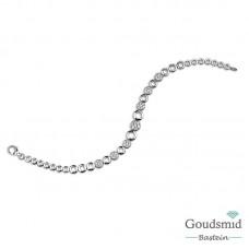 Huiscollectie zilveren armband