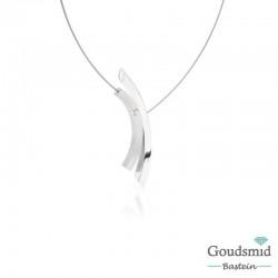 Clic Jewellery aluminium necklace C112