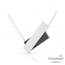 Clic Jewellery aluminium necklace C183Z