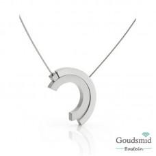 Clic Jewellery aluminium necklace C189