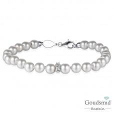 Infinitois zilveren armband
